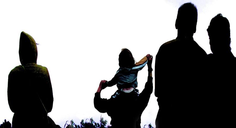 Ulykkelige skilsmisser kan både medføre store personlige kriser såsom tabt arbejdsevne og sociale problemer for børnene og være en stor udgift for samfundet, og i mange tilfælde vil det være mere fornuftigt at bruge pengene på forebyggelse frem for oprydning. Det har længe været praksis i andre lande, og flere danske kommuner går nu samme vej. Arkivfoto: Lars Rievers