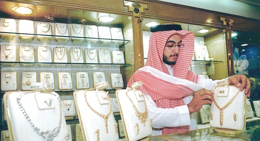 Saudi-Arabiens finansministerium kalder nedjusteringen af landets kreditvurdering for uberettiget.