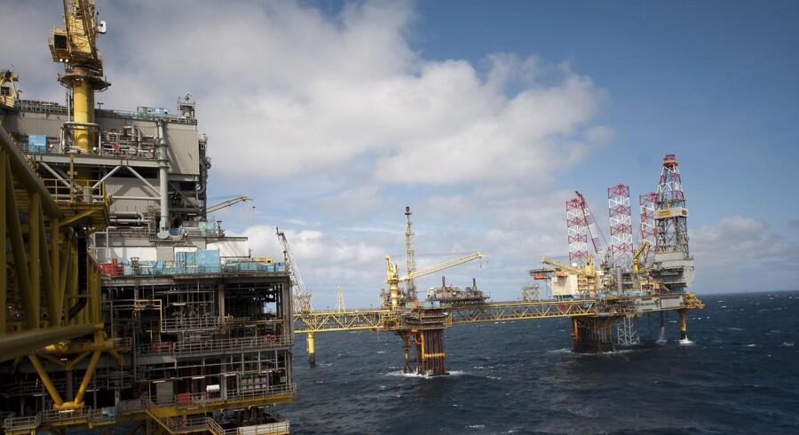 Danske Welltec leverer robotudstyr til olieindustrien