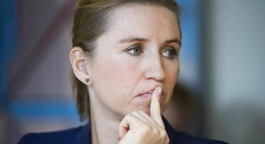 Beskæftigelsesminister Mette Frederiksen (S).