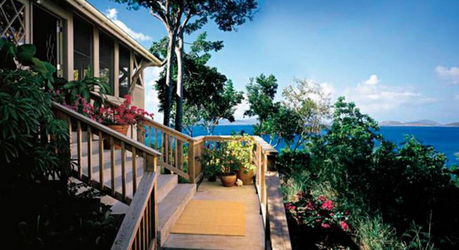 Hytter i stolper i Stillehavet, så bliver det ikke meget mere eksotisk. Bora Bora Lagoon Resort i Fransk Polynesien er et af verdens bedste beach-resorts.