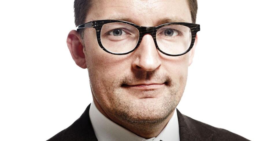 Finansredaktør Peter Nyholm Jensen gør status på hvor langt Michael er nået med Nykredits problemer.