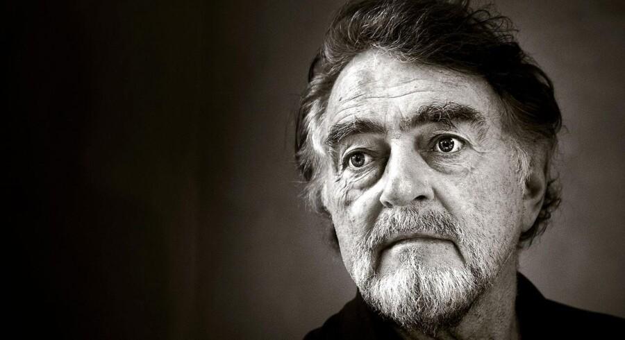 Erik Clausen, filminstruktør og maler, fylder 70 år 7. marts 2012.