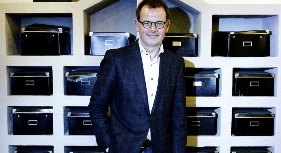 Michael Ring, direktør i Stelton