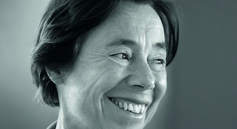 Elisabeth Fleuriot, bestyrelsesmedlem i Carlsberg.
