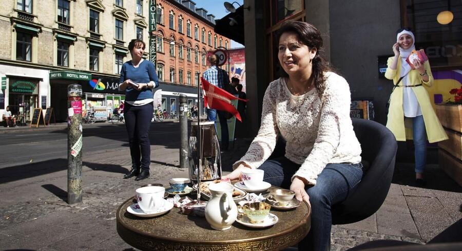 »Vi har SFs Özlem Cekic (billedet) og Venstres Fatma Øktem, der ikke er blevet valgt ind. Det er ikke særlig demokratisk,« siger Ulla Tornemand fra Dansk Kvindesamfund.