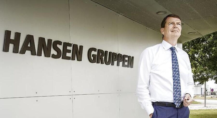 Cees de Jong, CEO Chr. Hansen