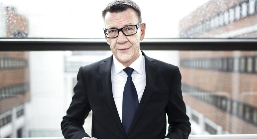 Henrik Heideby, der mandag den 22. december stopper som koncernchef i PFA efter 13 år, er frikendt i sag om habilitet, men får en løftet pegefinger.