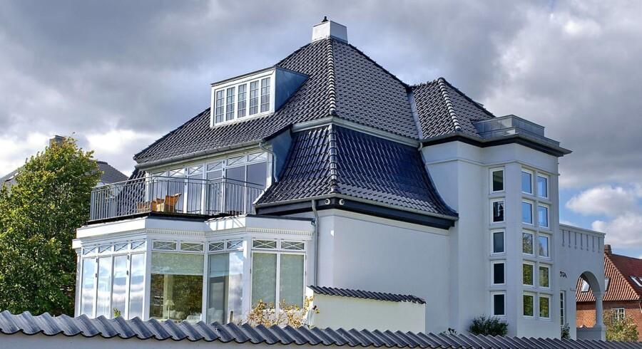 Det rekorddyre hus på Hambros Alle 32 i Hellerup har været et dyrt bekendtskab for nogle ejere.