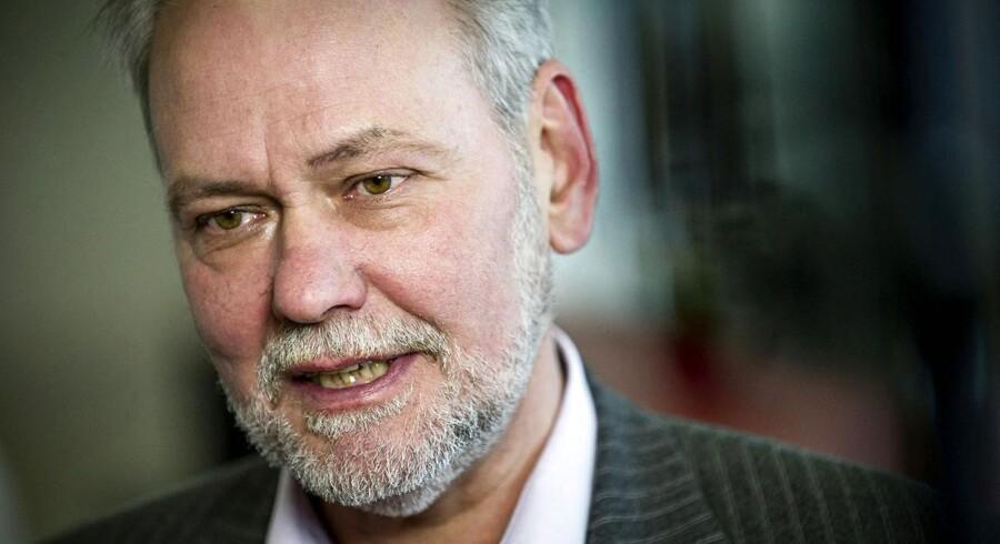 Forbundsformand Dennis Kristensen fra FOA.