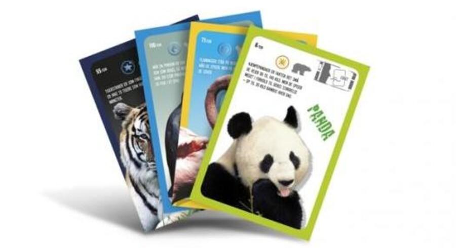 """Under kampagnen """"Udforsk Verdens Dyr"""" kan du i Bilka, Føtex og Salling samle på mærker. Hovedpræmien er en safaritur til en værdi af 70.000 kroner."""