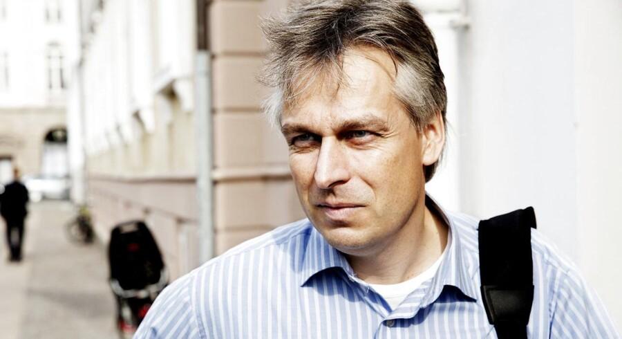 Jesper Jørgensen, er nu ikke længere administrerende direktør, men finansdirektør i Brøndby IF.