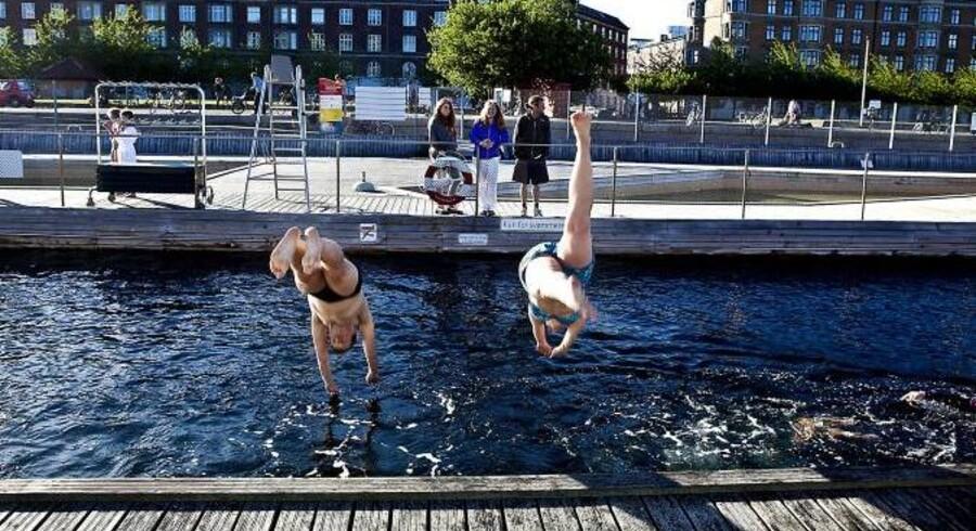 København om sommeren er noget helt specielt.