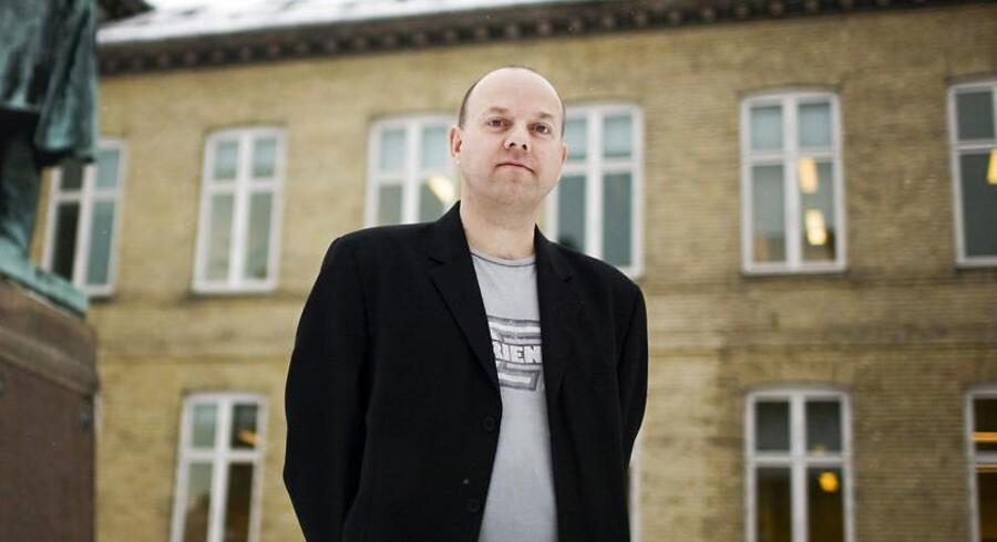 Henrik Zobbe, Førevareøkonomisk institut.