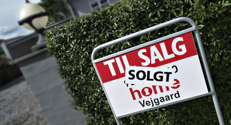 Boligpriserne fortsatte opturen i januar 2015, viser nye tal fra Danmarks Statistik.