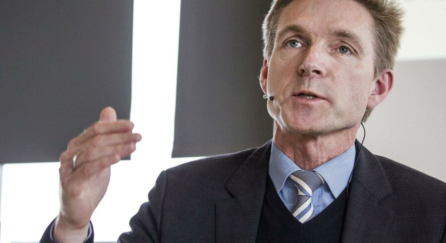 DF-formand Kristian Thulesen Dahl