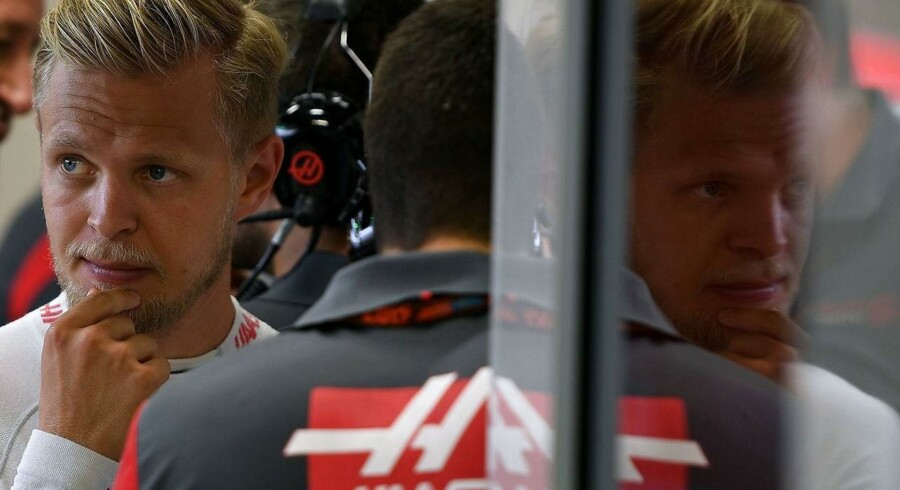 Kevin Magnussen mener ikke, der er plads til at have et tæt forhold til konkurrenterne i Formel 1-feltet.