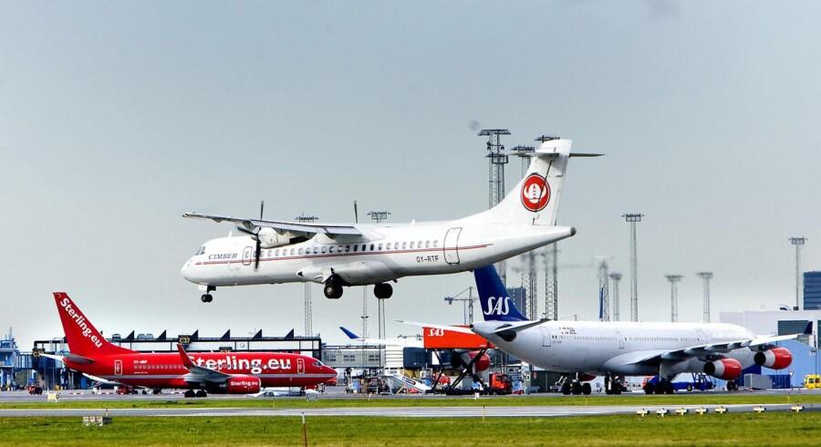 Der er ikke planer om at samle eksempelvis Europa-flyvninger i Cimber.