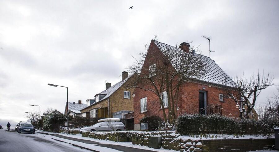 Villakvarter i Brønshøj.