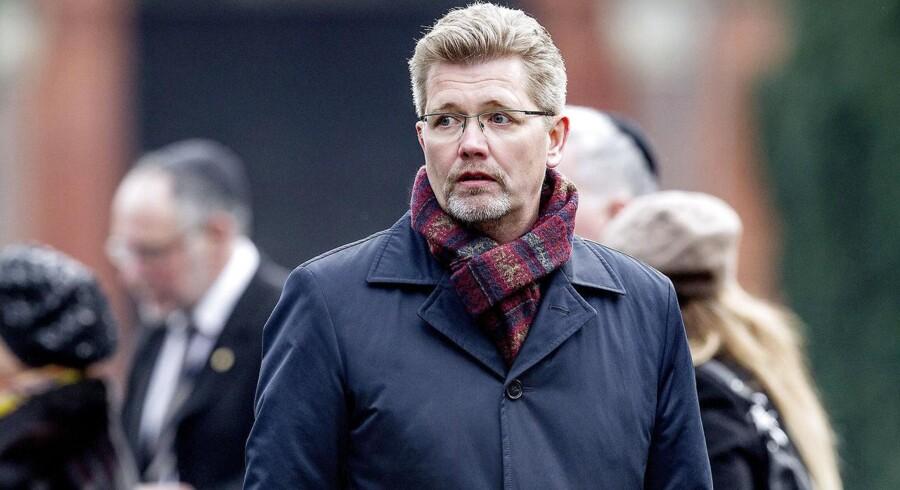 Overborgmester Frank Jensen (S).