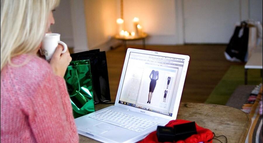 Et af problemerne ved, at flere danskere shopper på udenlandske hjemmesider er, at det ikke går den anden vej. Der er ikke mange udlændinge, der vælger at købe varer på danske hjemmesider.