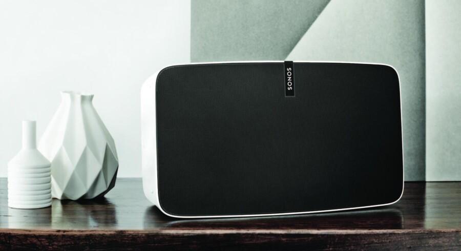 Sonos Play:5. Foto: PR