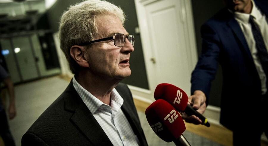 Holger K. bør forsvare sin kommende ministerpension, mener Enhedslistens Pernille Skipper.