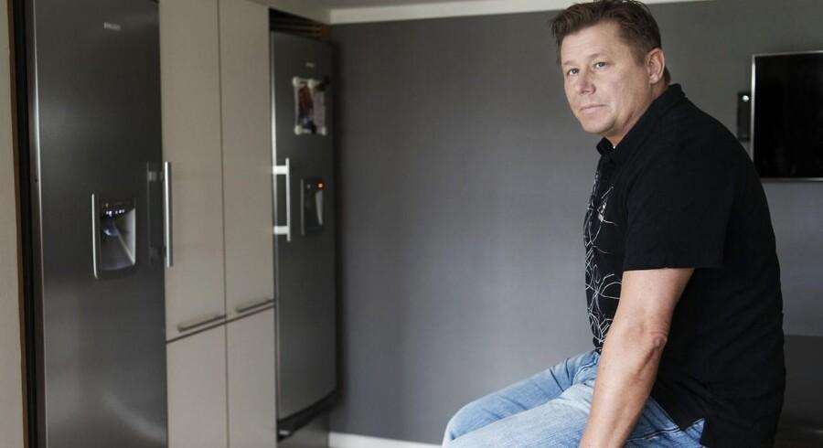 Jorden brænder under erhvervsmanden Jesper Kasi Nielsen, der er tæt på at gå konkurs.