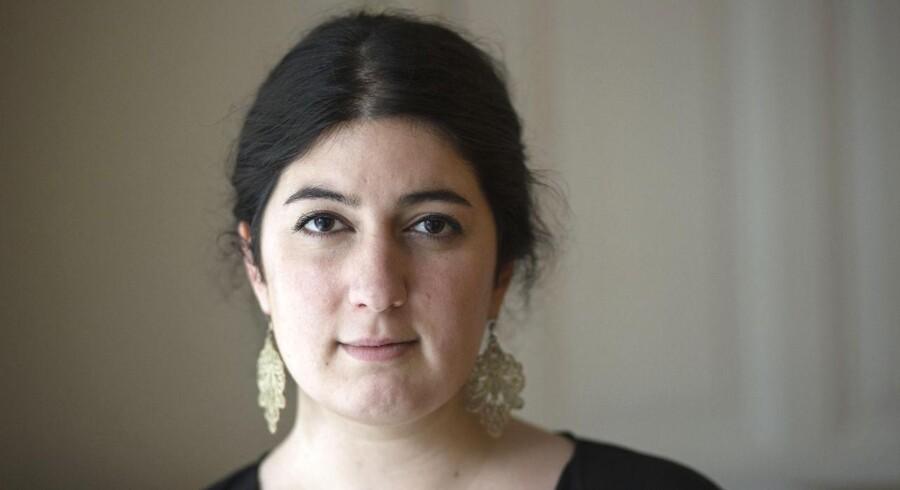 Danske Studerendes Fællesråds formand Yasmin Davali.