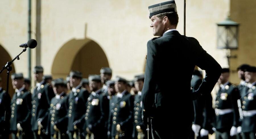 De fleste værn får de ansøgere til officersuddannelserne, som de har brug for.