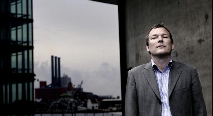 Jan Kæraa Rasmussen, cheføkonom, LO.
