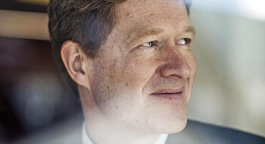 Ceo, Niels B. Christiansen, Danfoss.