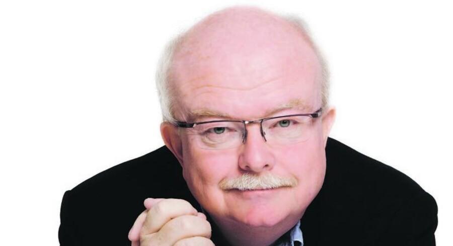 Kristian Mouritzen, udlands- og debatredaktør