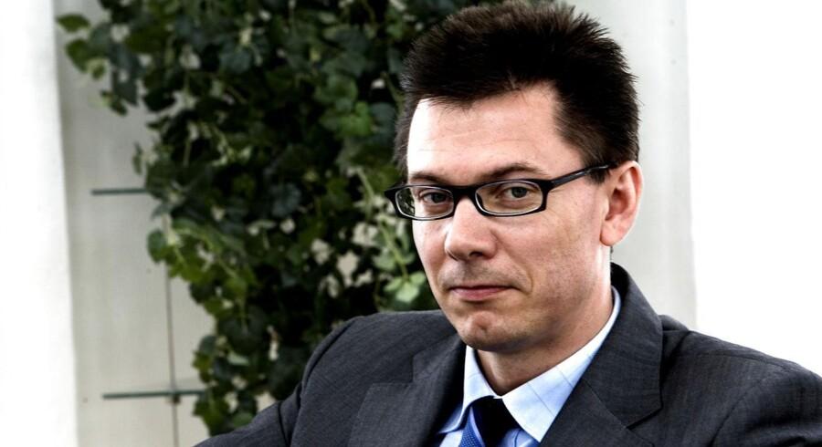 Koncernchef Lasse Lindblad, CapiNordic.