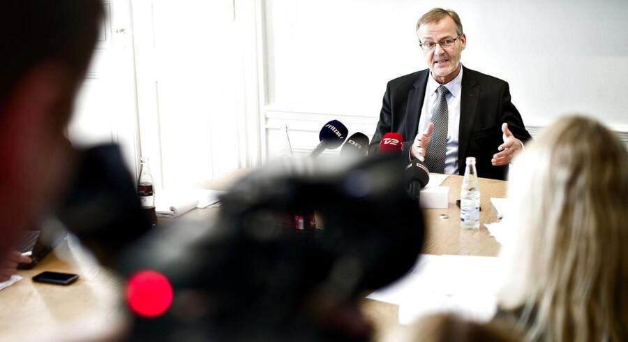 Erhvervs- og Vækstminister Ole Sohn