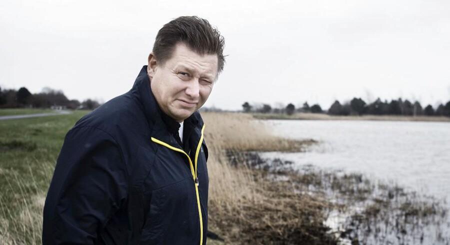 Jesper Kasi Nielsen, erhvervsmand.