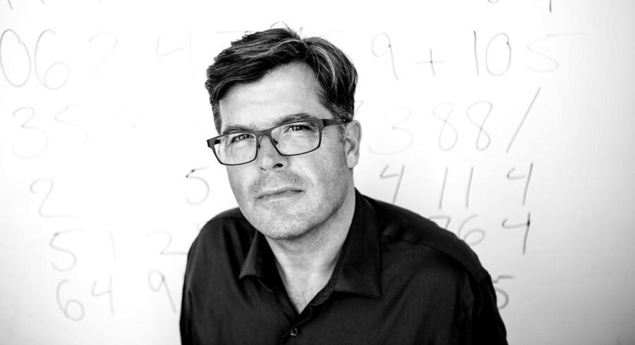E-conomics administrerende direktør Mogens Elsberg.