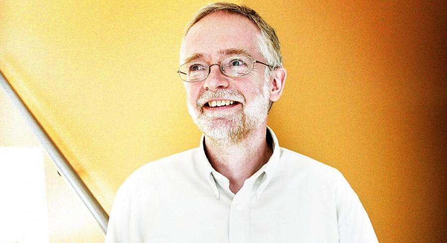 Økonom Jens Højgaard. Ældresagen.