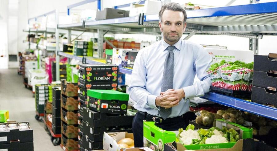 Nemlig.com og administrerende direktør Stefan Plenge forsøger ligesom andre e-supermarkeder at lokke forbrugerne til nethandel. Men der er et stykke vej endnu, siger fremtidsforsker.