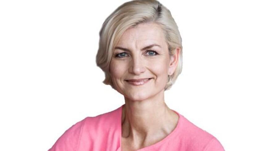 Ulla Tørnæs (V) Foto: Pressefoto