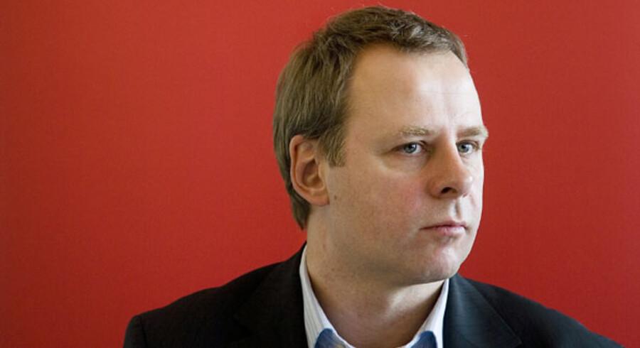 Adm. direktør for Boxer Tv, Steen Ulf Jensen.