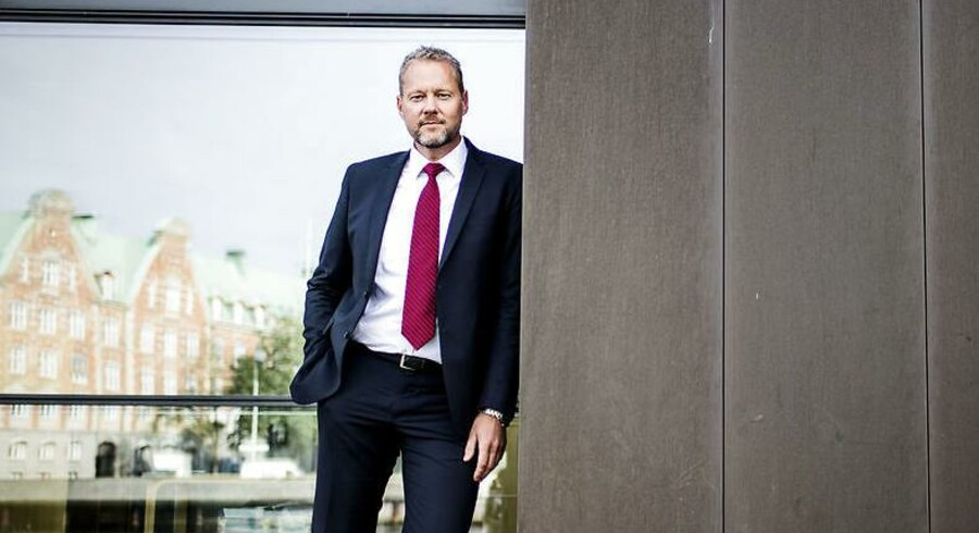 Nordeas direktør for privatkunder i Danmark, David Hellemann, har opsagt sin stilling. Opsigelsen skyldes muligheden for et nyt spændende job, siger han.