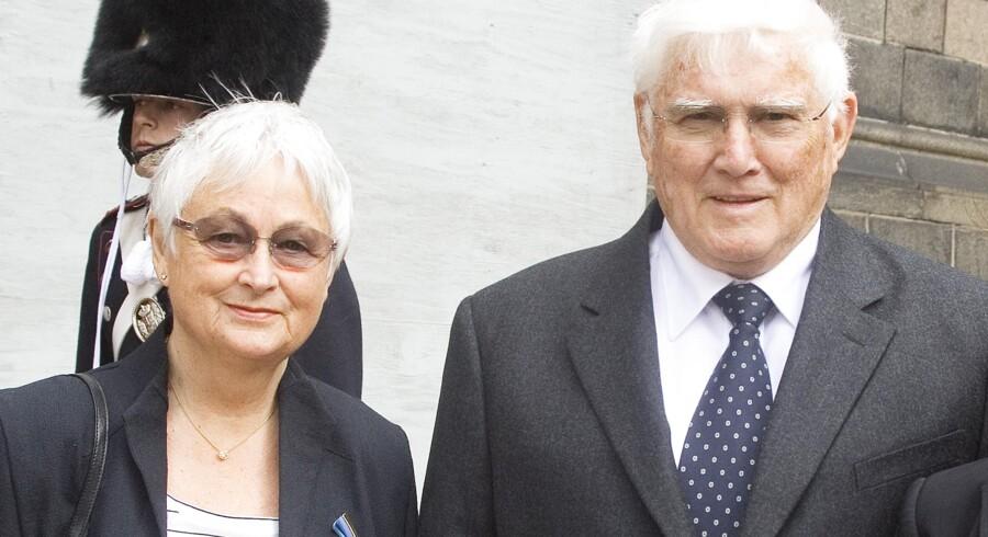 Ægteparret Poul-Jørn og Hanne Lindberg er bagmændene bag Air Titanium.