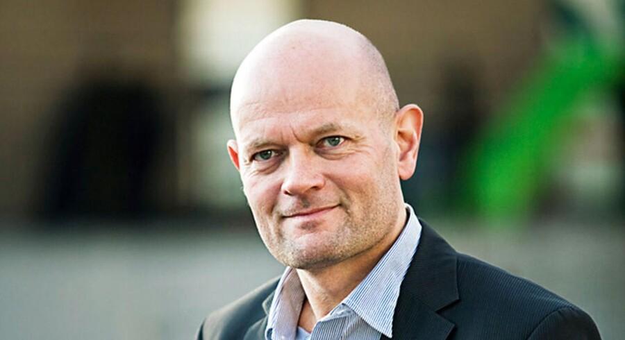 Søren Riis stopper hos Metroxpress