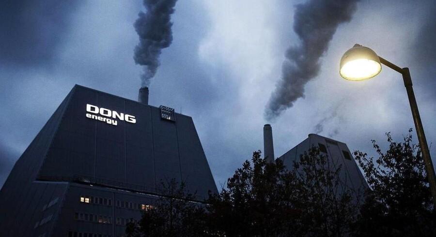 Arkivfoto: Dong Energy.