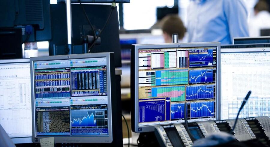 Den danske aktiehandel har været god i 2014.