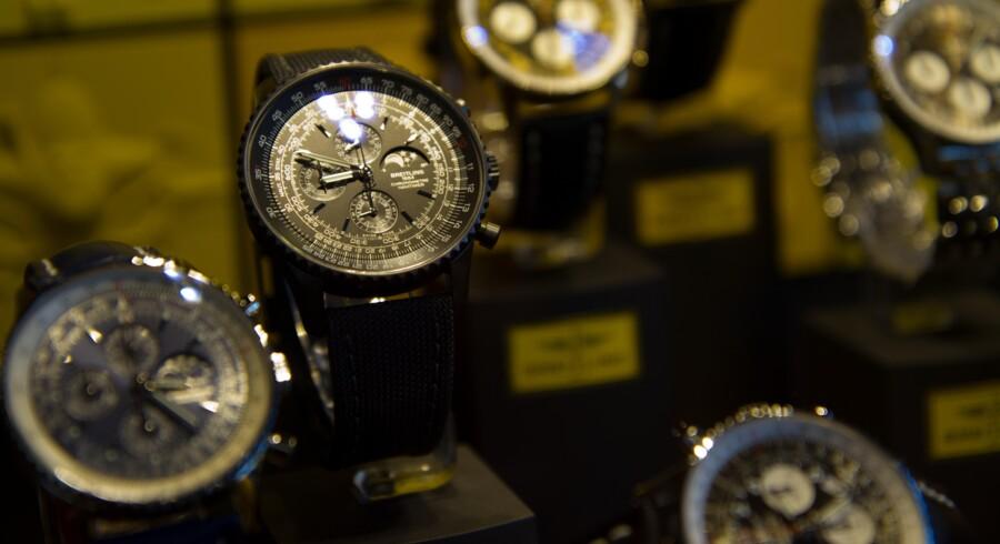Breitling Navitimer er piloternes favorit og uret, der har stadfæstet Breitlings tilknytning til luftfartsindustrien.