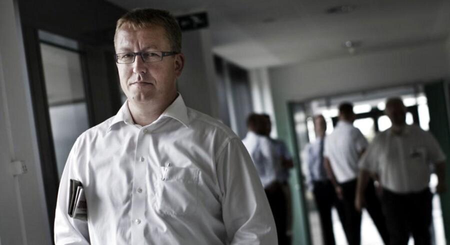 Mads Dahl Andersen, administrerende direktør i FK Distribution.