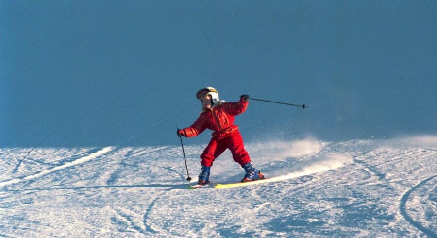 Undgå at dine børn får en skiskade.