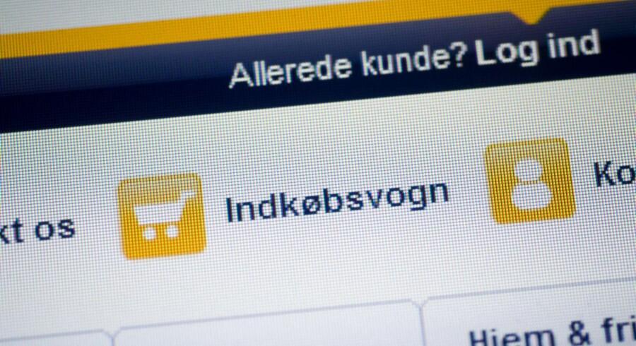 Danskerne er prisbevidste og e-supermarkeder lokker med billige dagligvarer.